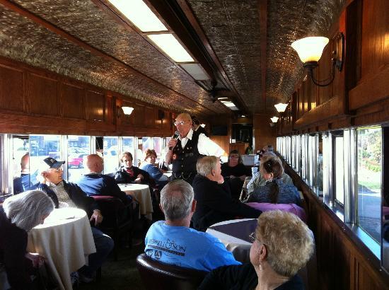 Inside First Class Car 107 Picture Of Arkansas