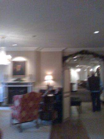 Williamsburg Lodge-Colonial Williamsburg: Lovely holiday decor