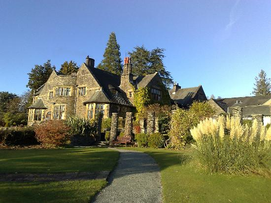 Cragwood Country House Hotel: Lovely old building and grounds