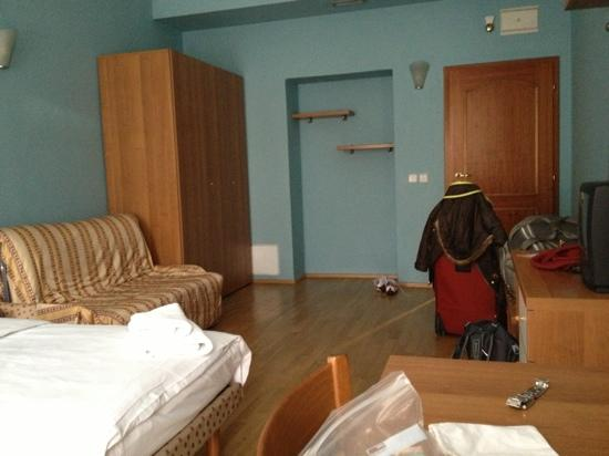 Residence Select Prague: room