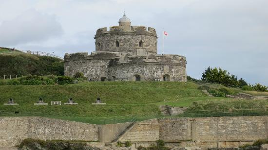St. Mawes Castle: Another seaview