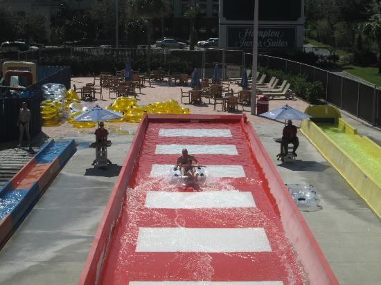 Coco Key Hotel and Water Park Resort: boomerang