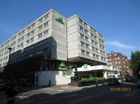 Holiday Inn London - Regent's Park: Holiday Inn, centrally located near Regent's Park Tube station