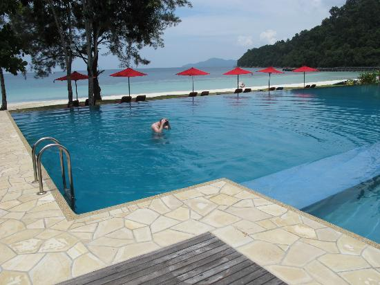 Bunga Raya Island Resort & Spa: pool