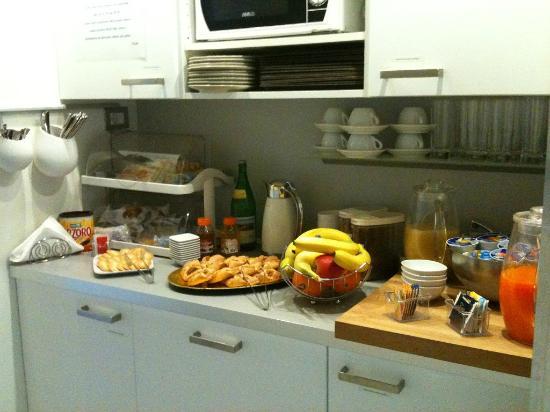 B&B Fiera : Colazione a buffet