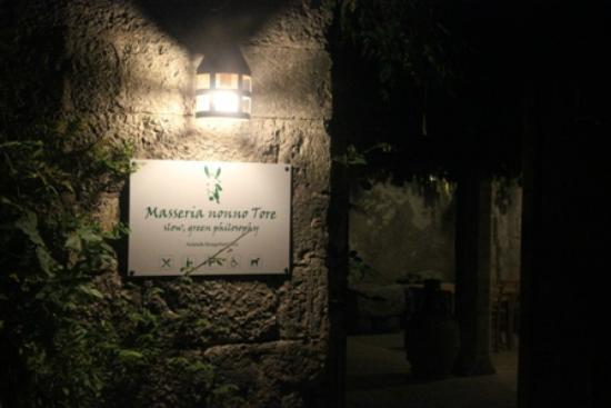 Tricase, Italia: Ingresso