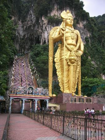 Seri Pacific Hotel Kuala Lumpur: batu caves