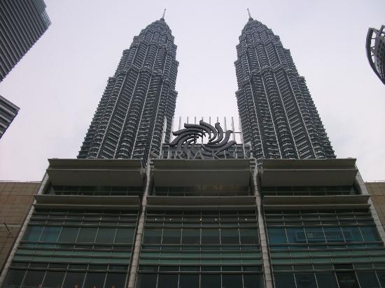 Seri Pacific Hotel: petronas towers