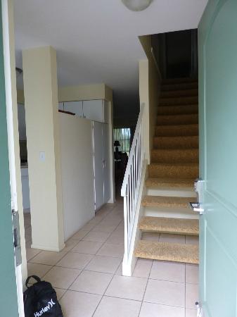 Paniolo Greens Resort: Entry
