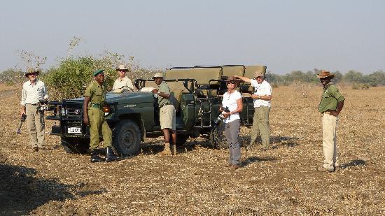 Mchenja Bush Camp - Norman Carr Safaris: Thank you!