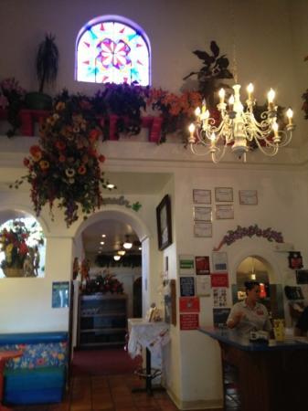 Casa Serrano Mohave Valley: Dining Room