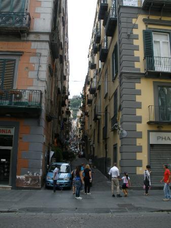 Bay of Naples : Naples City Streets