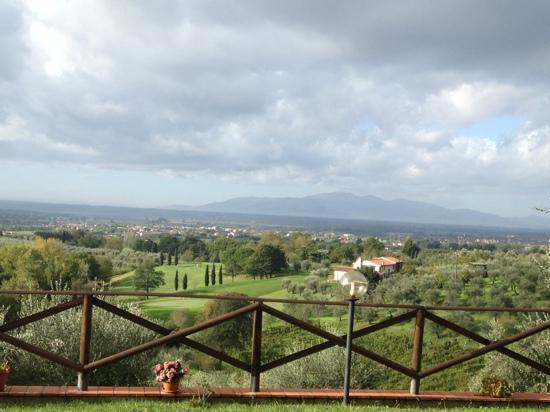 Agriturismo Casa Vacanze Belvedere Pozzuolo: panorama