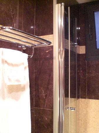 Hotel Constanza Barcelona: ducha