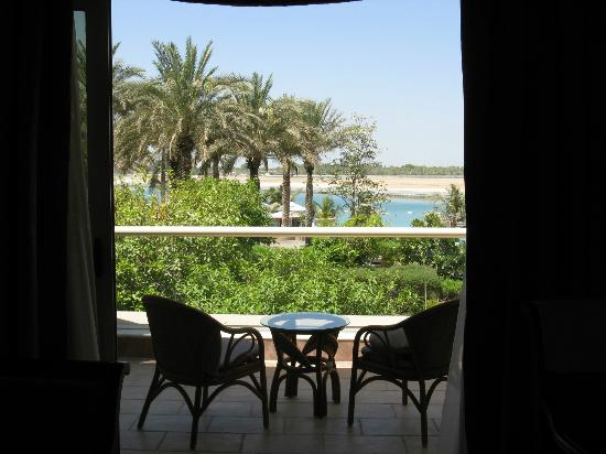 Al Raha Beach Hotel: View from Room