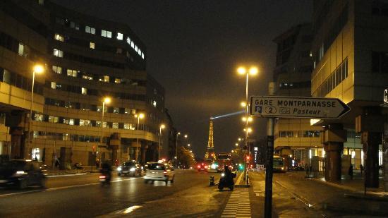 Hôtel Concorde Montparnasse: Localização excepcional na tradicional e elegante região de Montparnasse