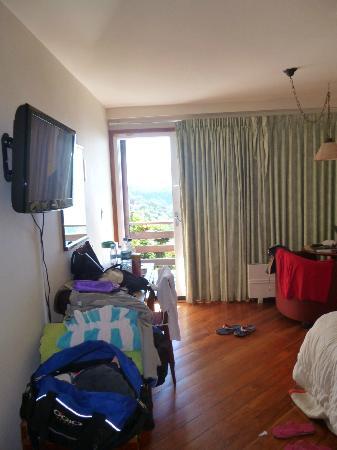Hotel Bergland: Habitacion