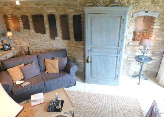 Domaine Les Roullets : room