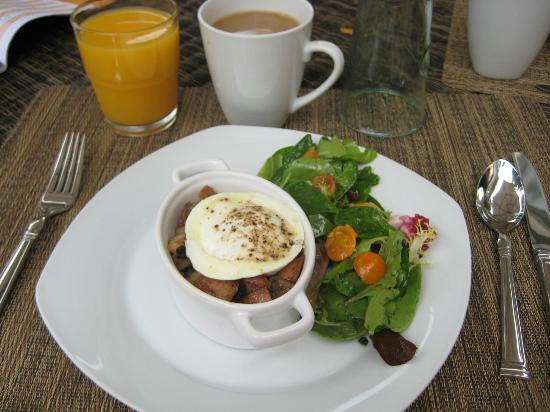 Inn on Randolph : Breakfast 2