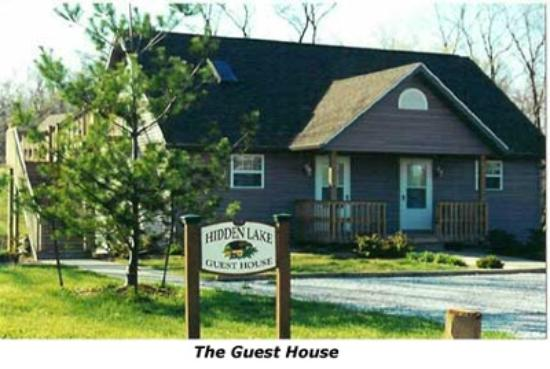 Hidden Lake Bed and Breakfast: Hidden Lake's Guest House