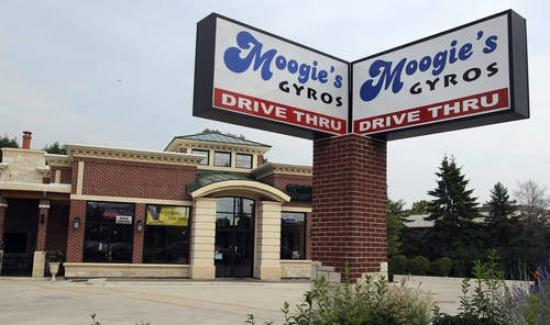 Moogie's Gyros