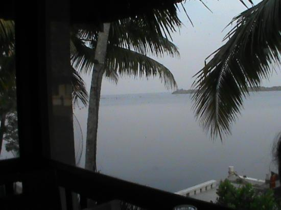 Lemon Tree Vembanad Lake Resort: View from Restaurant2