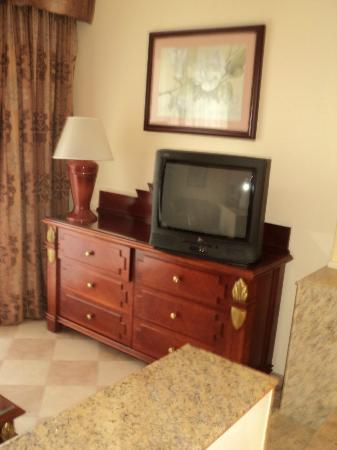 Hotel Riu Vallarta: sala de star