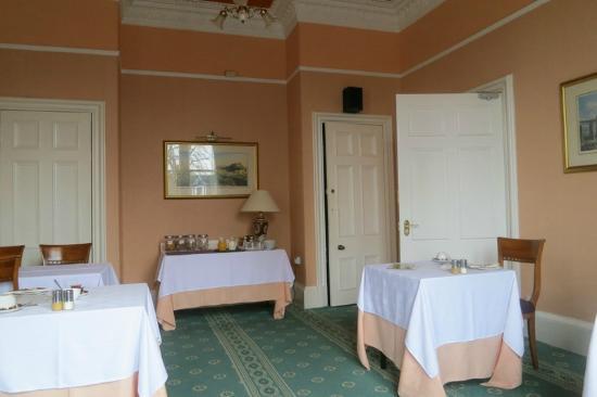 Davaar House Hotel and Restaurant: Breakfast room