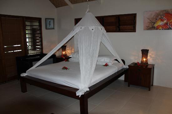 Erakor Island Resort & Spa: Waterfront Spa Villa Oct 2012