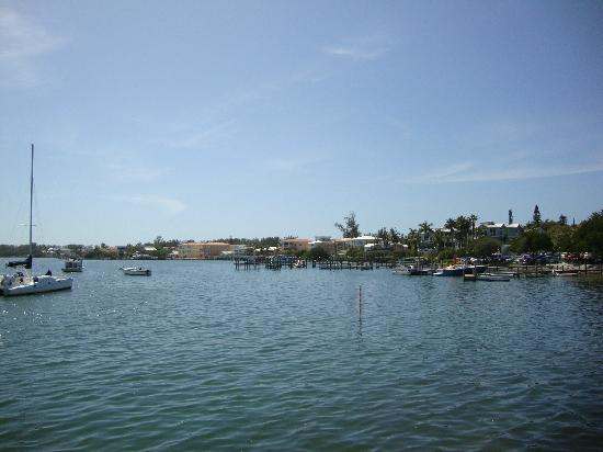 Tradewinds Beach Resort: View from the pier