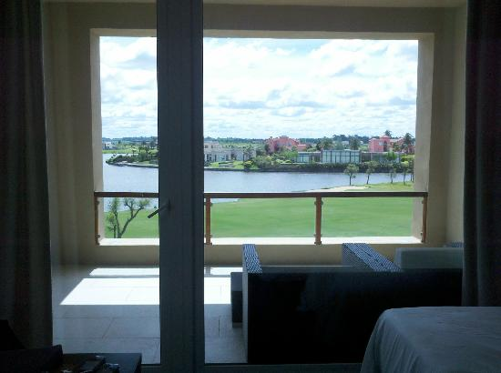 Sofitel La Reserva Cardales: Vista de la ventana de la habitación