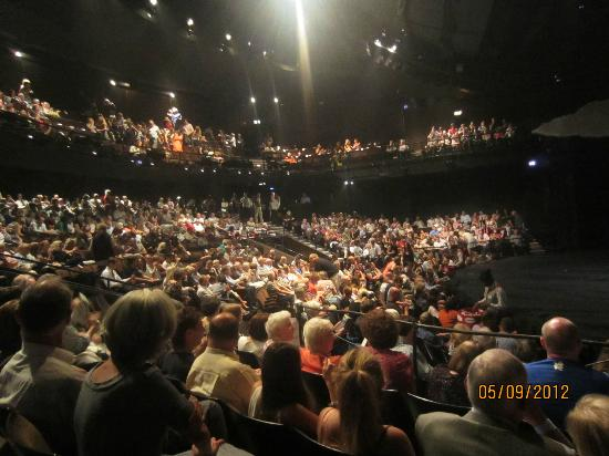War Horse: Audience at 'Warhorse""