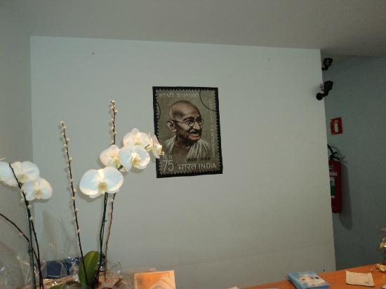 Golden Tulip Sao Paulo Jardins: Gandhi Memorial
