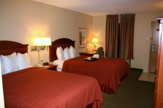 Quality Inn : Double Bed Room