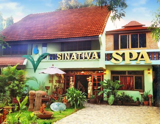 Sinativa Spa Club: Sinativa Spa