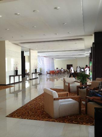 Swiss-Belinn Pangkalan Bun: Foyer (under construction)