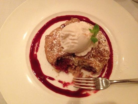 Primo : Delicious desert!