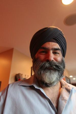 Hot House: Davinder Sangha, one of two owners