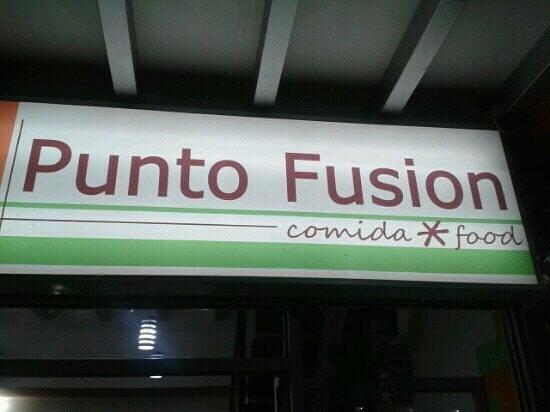 punto fusion