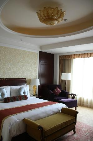 Grand Central Hotel Shanghai: Luxury feel room