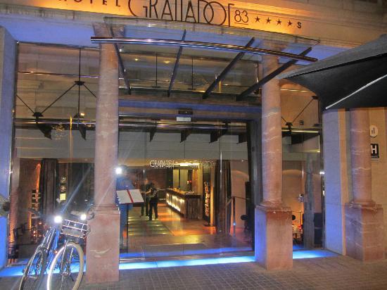 กรานาดอส 83 โฮเต็ล: Hotel Granados 83