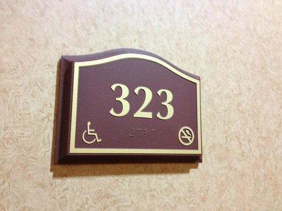 BEST WESTERN Livingston Inn & Suites:                                     2nd Room - Note that it was supposed to be NON Smoking as wa