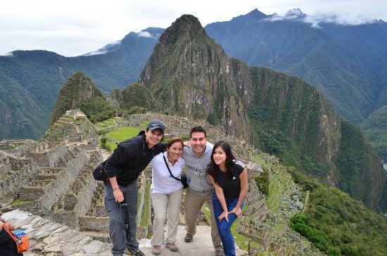 Machu Travel Peru Day Tours: Machu Picchu