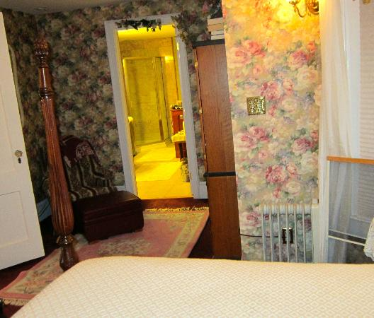 Lily House B&B : Rose Room