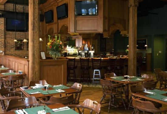 Bulls Bears Restaurant Main Bar