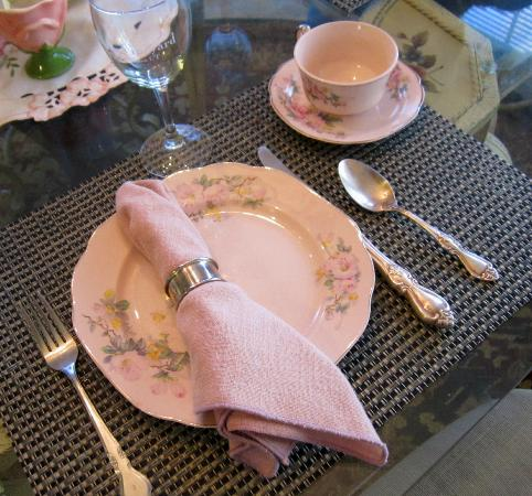 Lily House B&B: Breakfast