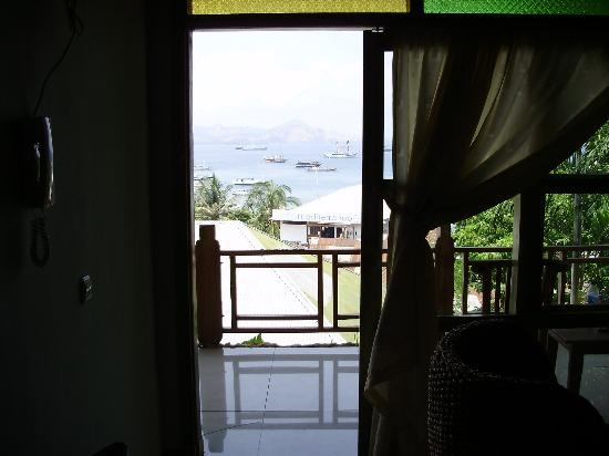 Green Hill Boutique Hotel: Room with a view
