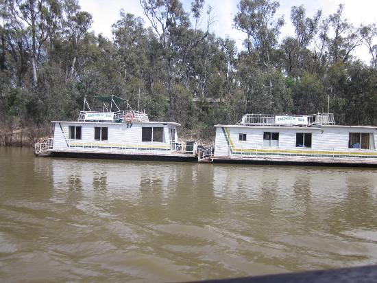 Echuca Holiday Park: Murray River Paddle Steamers