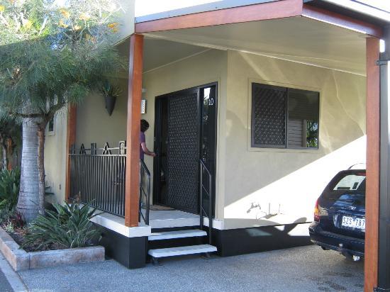 Brisbane Holiday Village: Metro Cabin