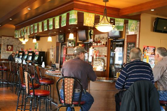 Motel Le Luxembourg : BAR